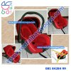 CS06. INFANT CARSEAT BABYDOES MERAH 1