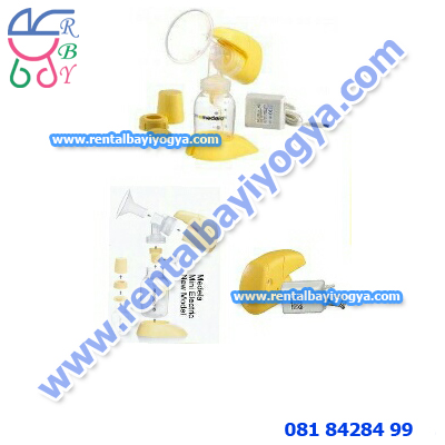 PA01. POMPA ASI BREAST PUMP MEDELA MINI ELECTRIC BREAST PUMP 1