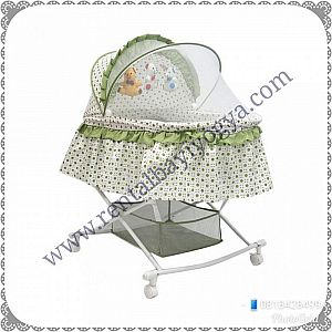 Baby Box Bb52 Box Bayi Labeille Cradle Honey Green 1