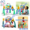 MA22. MUSICAL OCEAN 3IN1 BABY GYM LITTLE TIKES