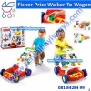 PW10. PUSHWALKER LITTLE TIKES ACTIVITY WALKER TO WAGON