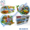 PM07. PLAYMAT FISHER PRICE BABY GYM PRECIOUS PLANET