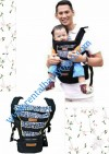 GB02. GENDONGAN BABY HIP SEAT BABY CARRIER