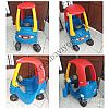 MA30. COUPE LITTLE TIKES MERAH